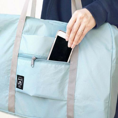 Folding Bag Tote Carry Baggage Picnic