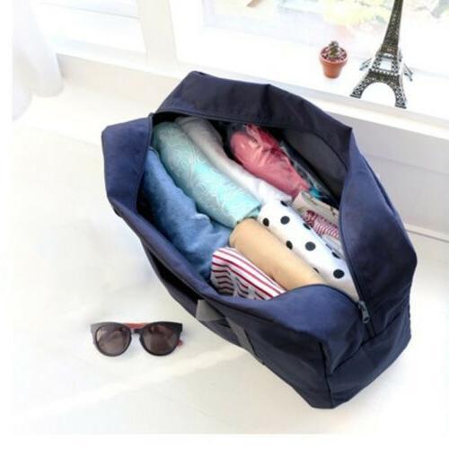 Folding Journey Duffel Bag Tote Carry Picnic Sport