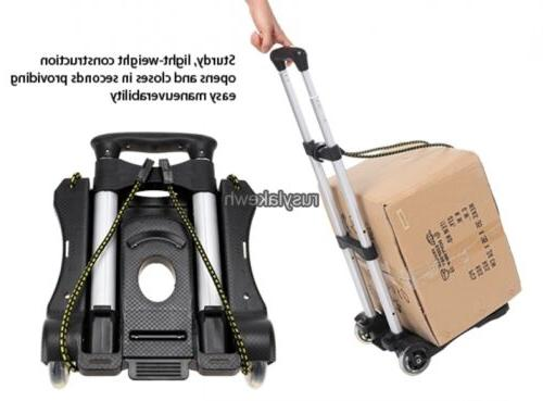 Folding Carrier Rolling Compact
