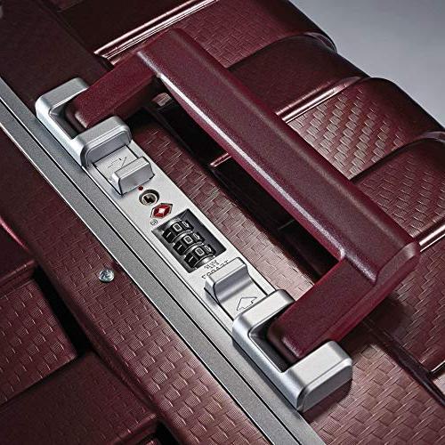 Samsonite Hardside Carry On Luggage Wheels, 20 Ice