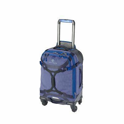gear warrior 4 wheel carry on luggage