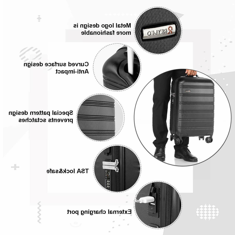 REYLEO 20 Carry Luggage Suit