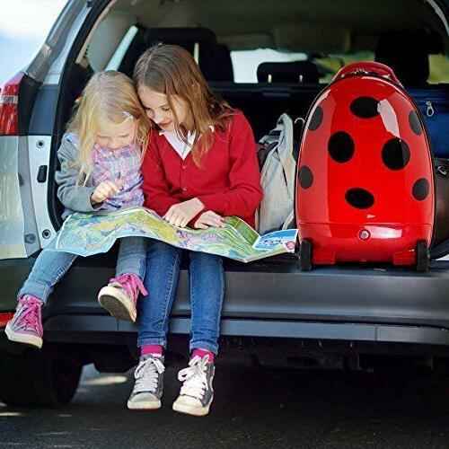 iCozy Kid Carryon Luggage Battery RCRemote