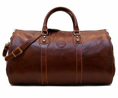 Cenzo Garment Bag Suitcase Weekender