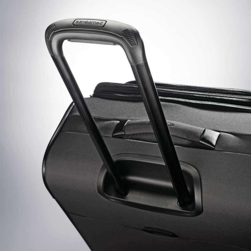 Samsonite Leverage Luggage Softside Spinner Wheels NEW