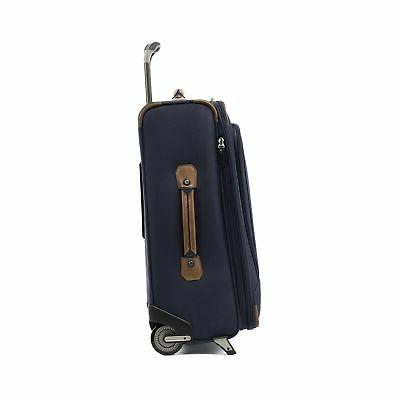 """Travelpro Crew 22"""" Carry-on w/Suiter"""