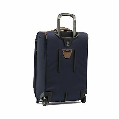 """Travelpro Luggage Crew 11 22"""" Carry-on w/Suiter and USB..."""