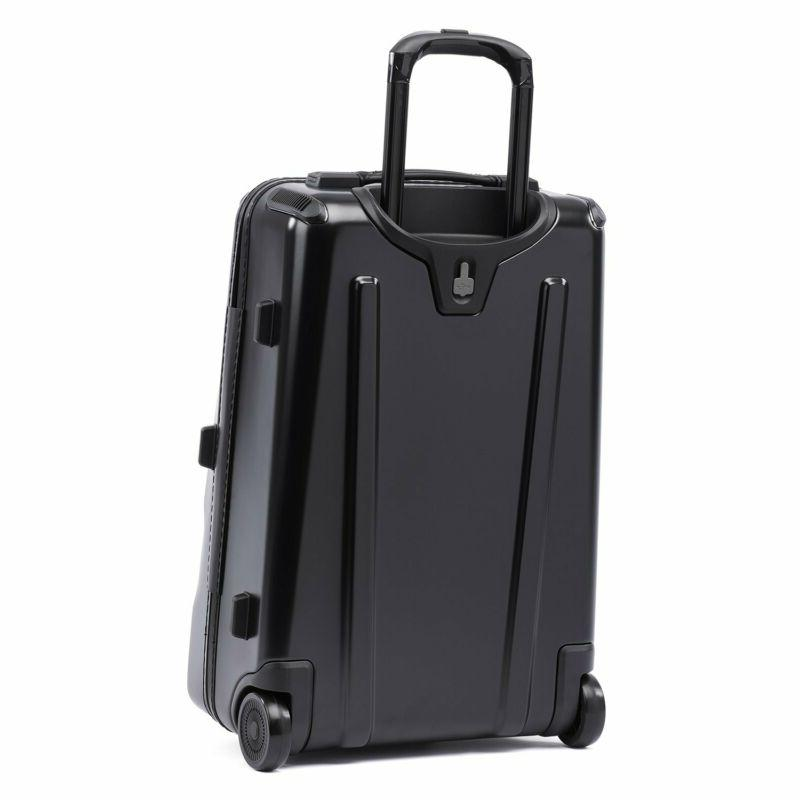 """Travelpro Crew 11 22"""" Carry-on Hardside Rollaboard w/USB Obsi"""