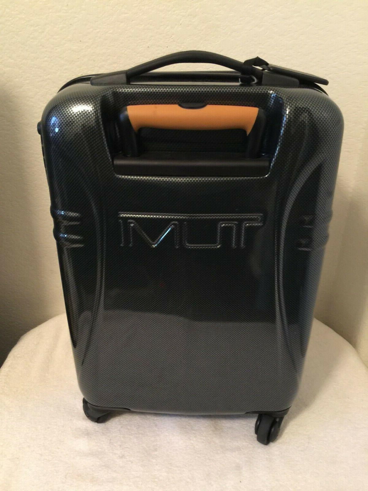 Tumi Side Carry On Green