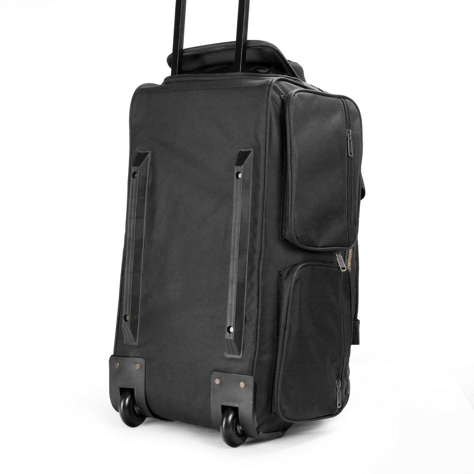 """Luggage 29"""" Rolling Carry OnSuitcase"""