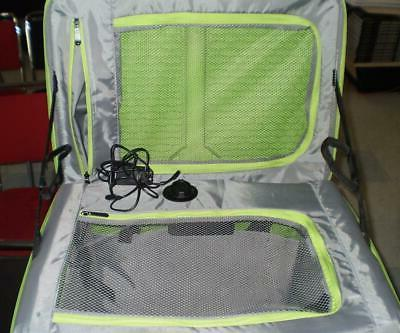 Luggage Patented FUGU color GREEN