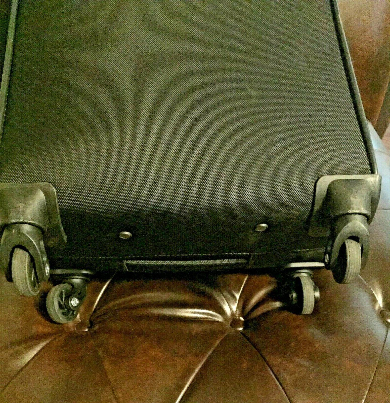 Samsonite Aspire Softside with Spinner Wheels,