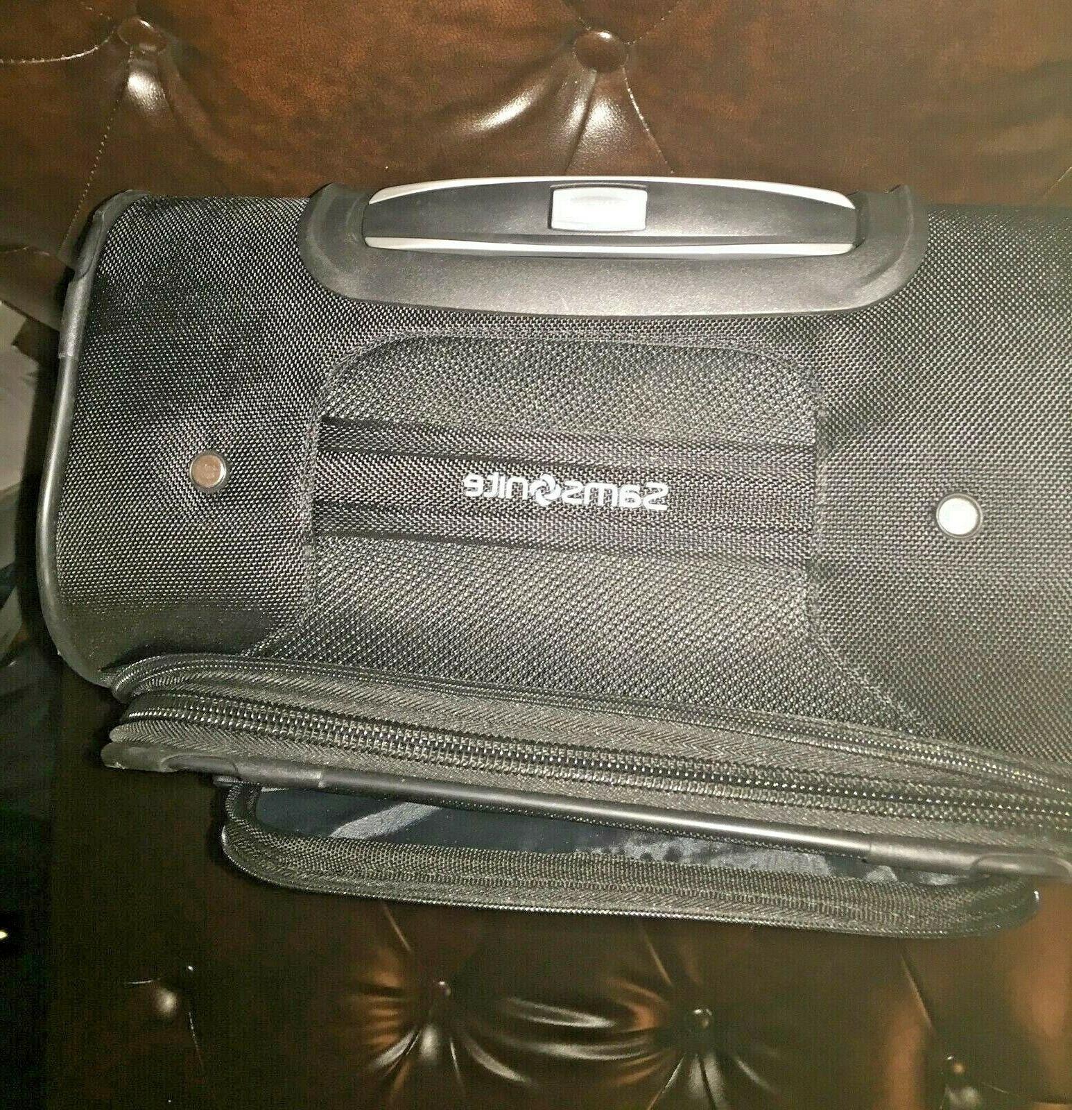 Samsonite Softside Luggage with Spinner Wheels,