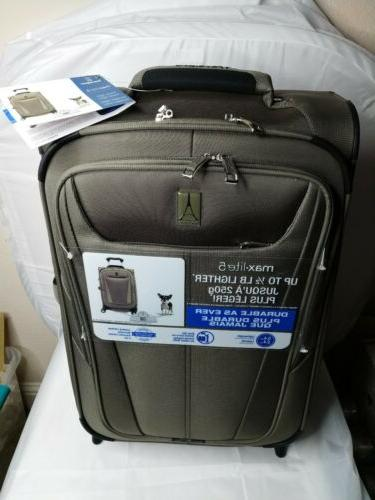 maxlite 5 21 inches expandable carry on