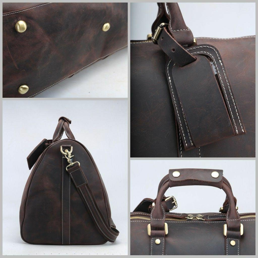 """Men Luggage Duffle 17"""" Laptop Bag"""