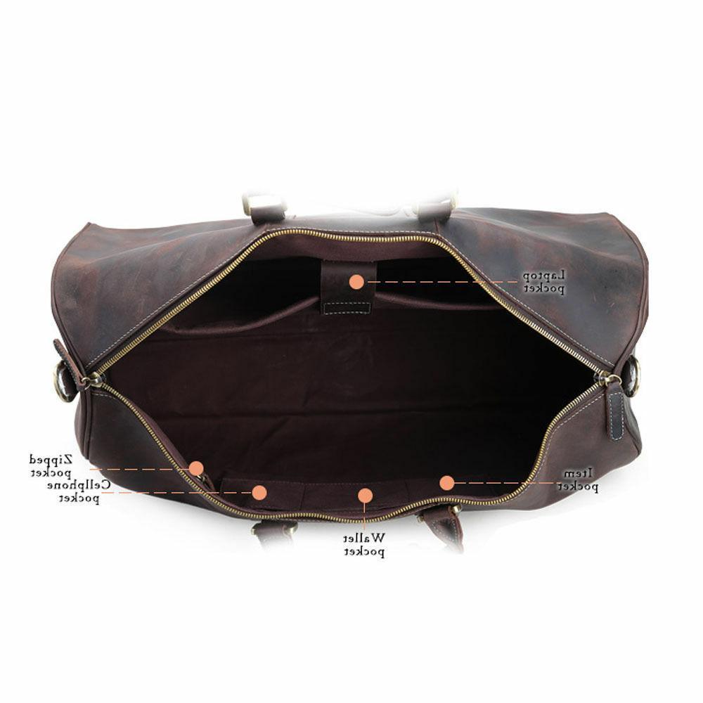 """Men Luggage 17"""" Laptop Travel Shoulder"""