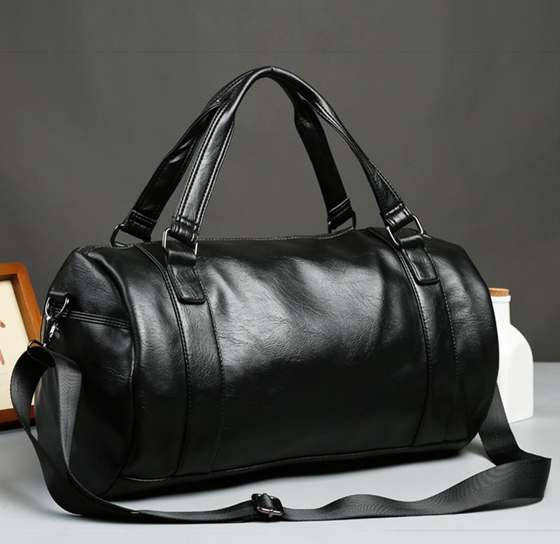 men s large roll handbag travel duffle