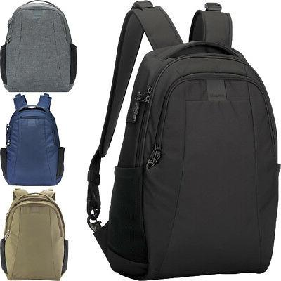 metrosafe ls350 anti theft 15l backpack