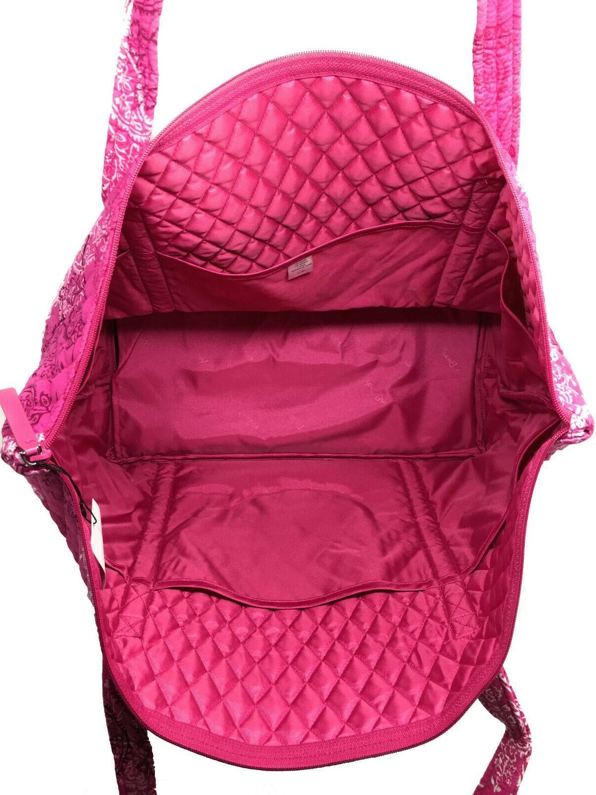 Vera Bradley Carryon Luggage in - NWT