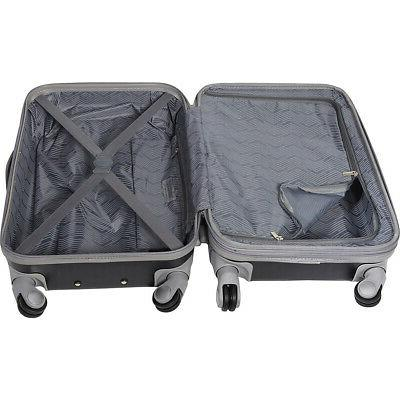 """Travelers Luggage 20"""" Carry-On"""