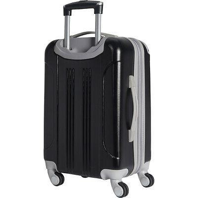 "Travelers Modern 20"" Hardside Carry-On"