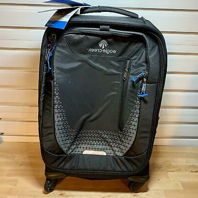 "NEW EAGLE CREEK EXPANSE 22"" AWD CARRY-ON 4 WHEEL SPINNER LUG"