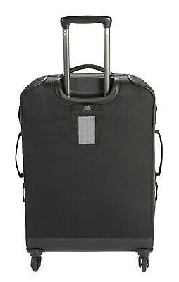 "NEW CREEK 30"" AWD 4 SPINNER LUGGAGE BLACK"
