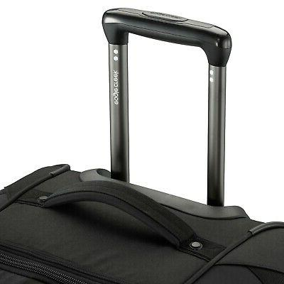 "NEW EXPANSE 30"" 4 WHEEL SPINNER LUGGAGE BLACK"