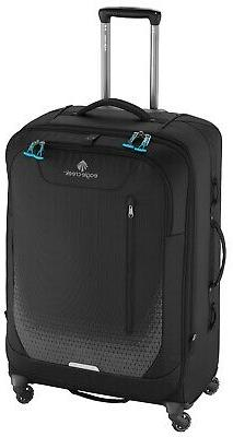 "NEW EAGLE CREEK EXPANSE 30"" AWD 4 WHEEL SPINNER LUGGAGE BLAC"