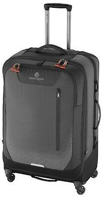 "NEW EAGLE CREEK EXPANSE 30"" AWD 4 WHEEL SPINNER LUGGAGE VOLC"