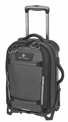 "NEW EAGLE CREEK MORPHUS 21"" INTERNATIONAL CARRY-ON LUGGAGE W"