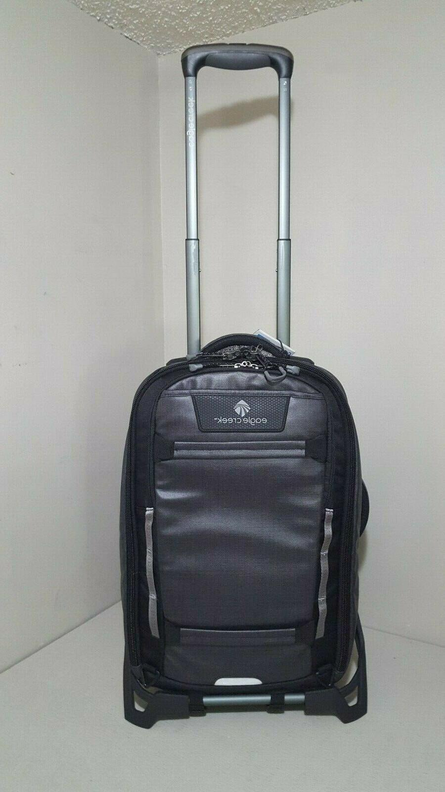 "NEW EAGLE 21"" INTERNATIONAL LUGGAGE WITH BACKPACK"