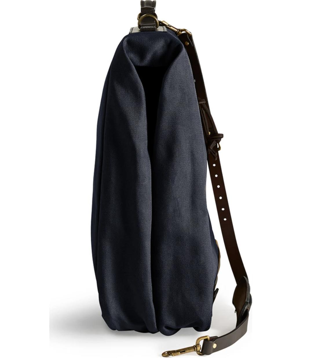 NWT Filson Rugged Bridle Leather Bag