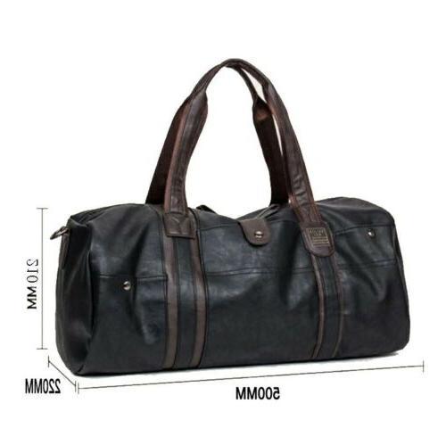 Outdoor Duffel Bag Weekender Luggage For Men