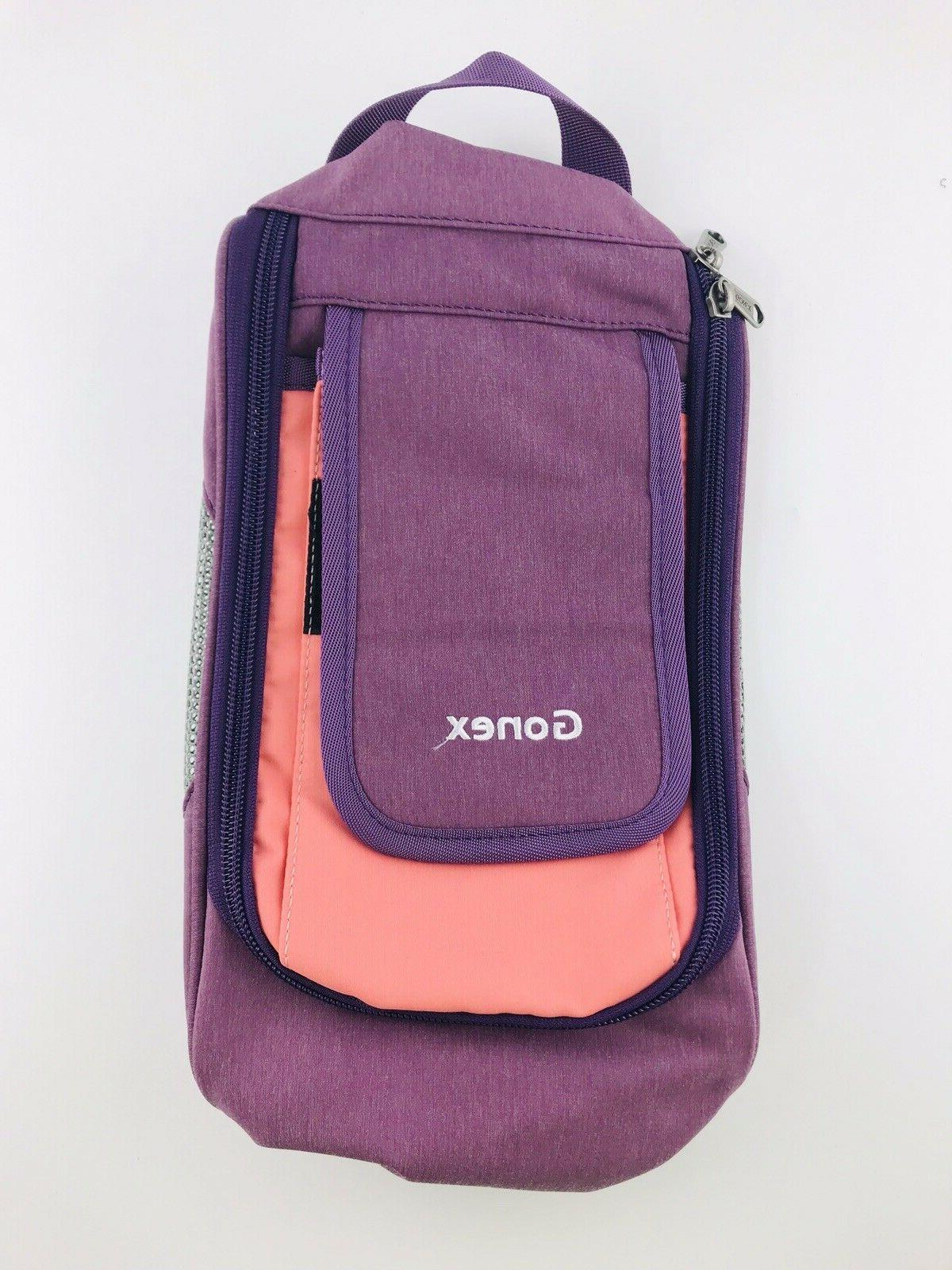 Gonex Packing Pieces Pink Purple Luggage Travel Clothing