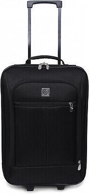 Pilot Case Carry-On Suitcase Upright Handle Luggage Travel B