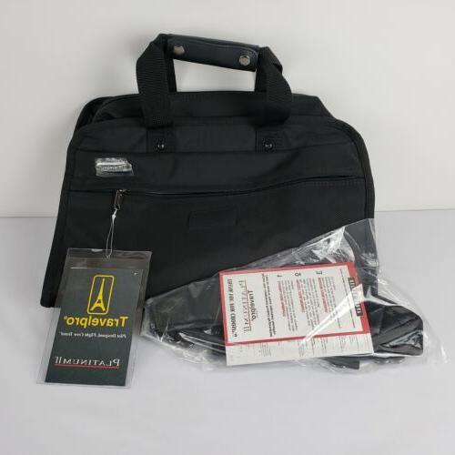 platinum ii black 17 cargo duffel carry