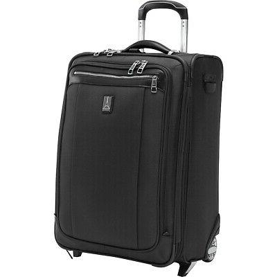 platinum magna 2 expandable rollaboard softside carry