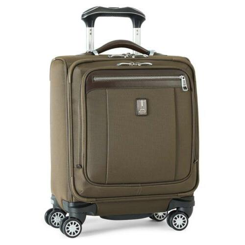 platinum magna 2 spinner carry on luggage