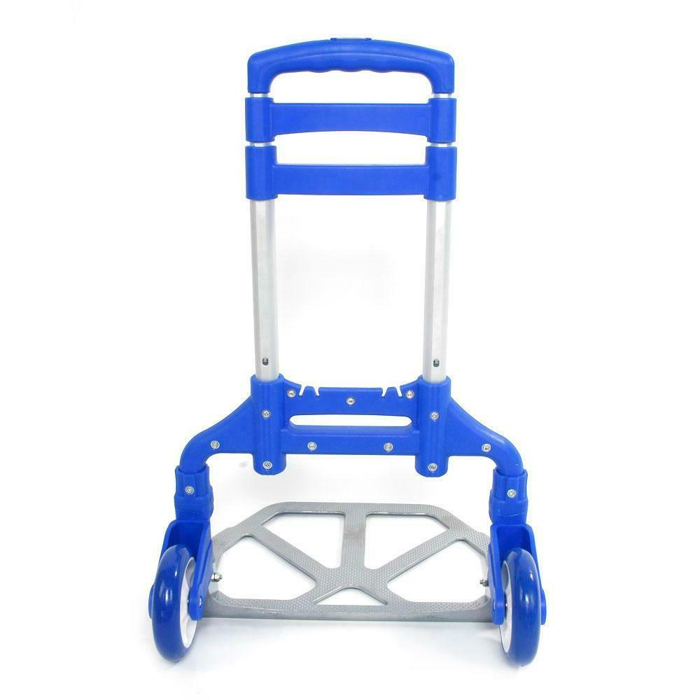 Portable Includes Folding Rolling Trolley