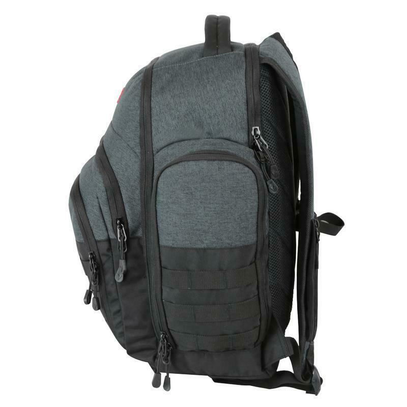 BONDKA - Daypack Dark Grey/Asphalt