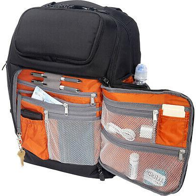 eBags Professional Flight Backpack 2 Colors Business &