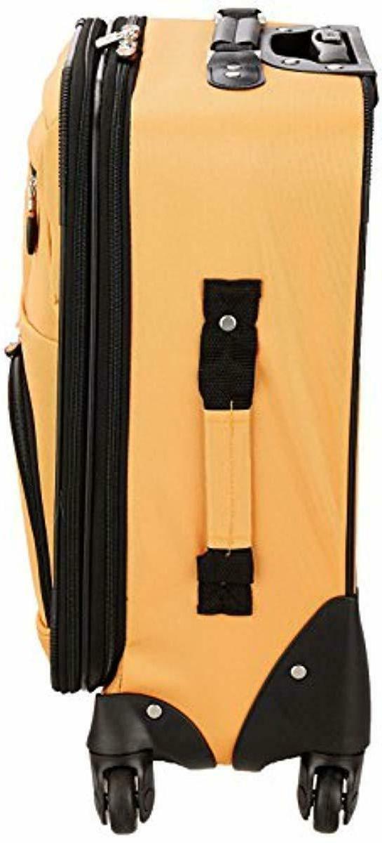 Rockland 19 Expandable Carry Orange, One Size