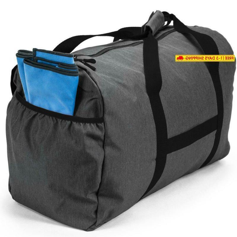 Shacke'S Weekender Bag – Carry On Po