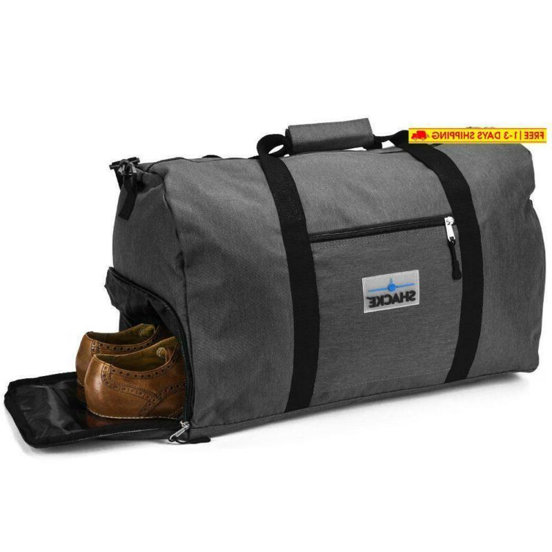 s travel duffel express weekender bag carry