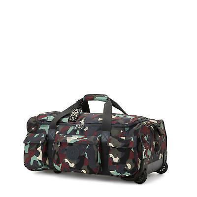 Kipling Luggage Camo