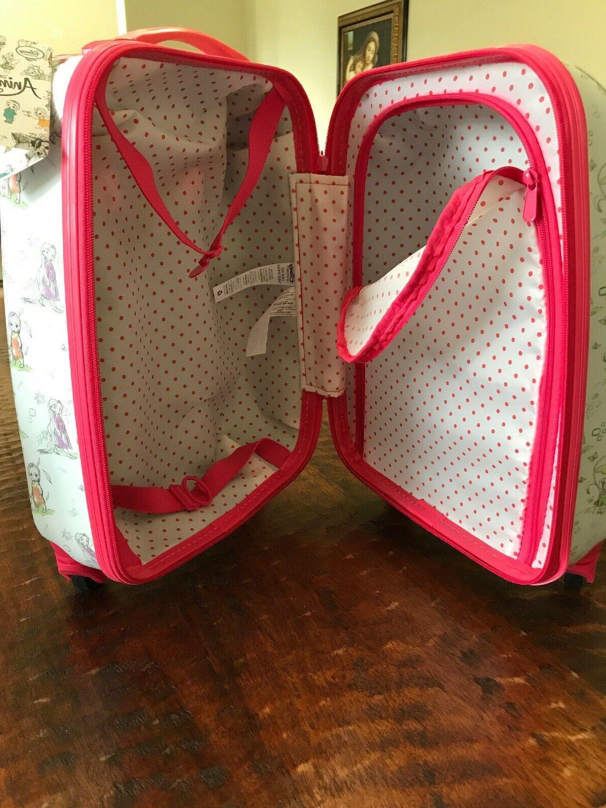 2016 Luggage SUITCASE for NWT