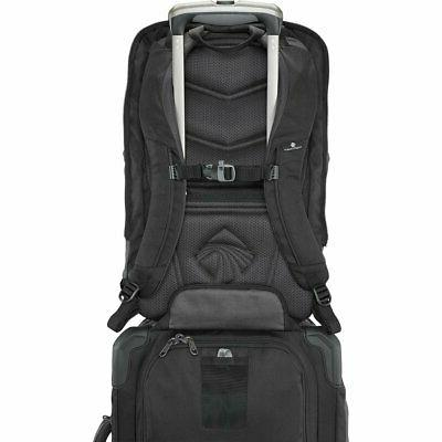 INTERNATIONAL CARRY-ON WITH BACKPACK