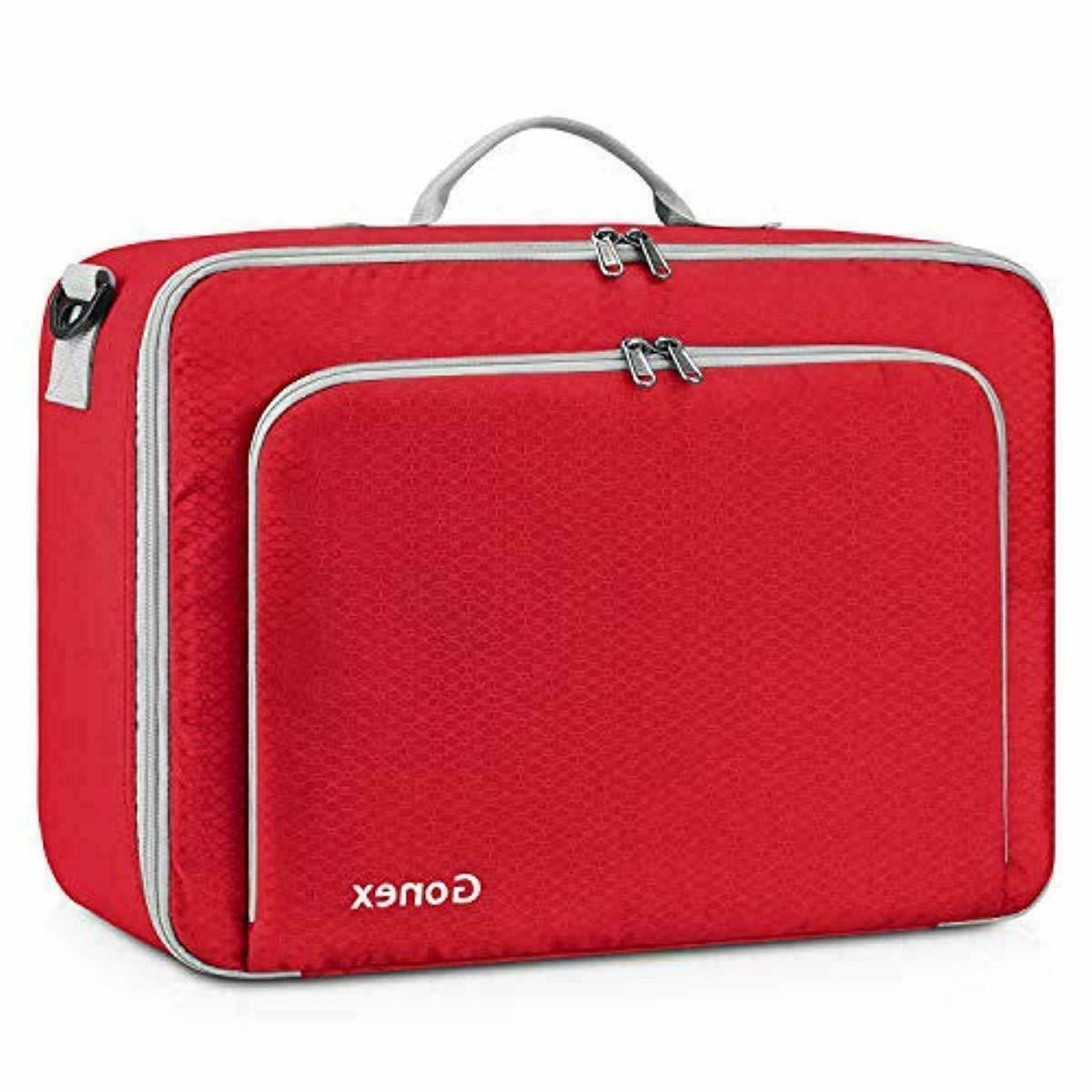 Gonex 20L Luggage - Red or Blue