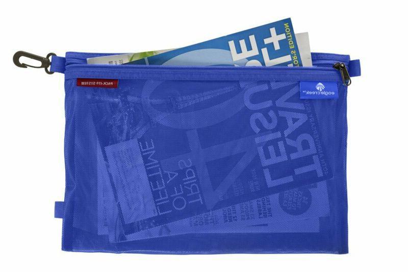 Eagle Luggage Blue Sea